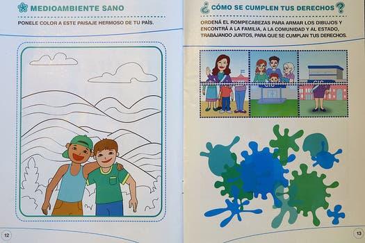 Libro de Ministerio de Desarrollo Social.