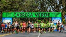 Con la Carrera Verde, más de 6000 corredores dejaron su huella por el medio ambiente