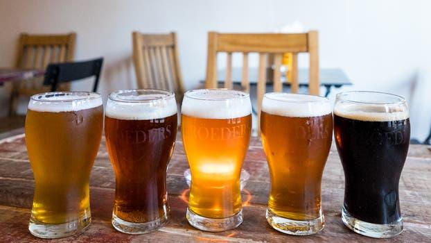Nola ofrece las mejores cervezas artesanales.