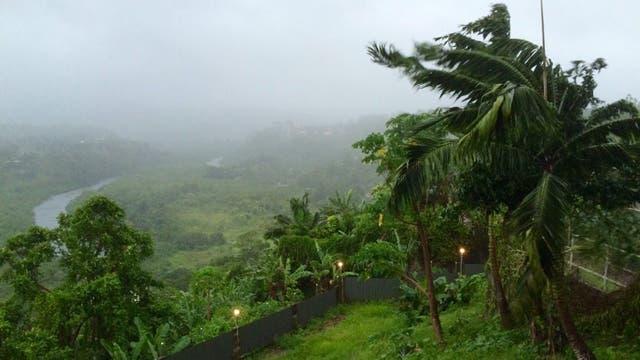 Más de 20 muertos en las islas Fiji tras el paso del ciclón Winston. Foto: AFP