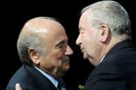 El nombre de Julio Grondona resuena en una FIFA en estado de ebullición