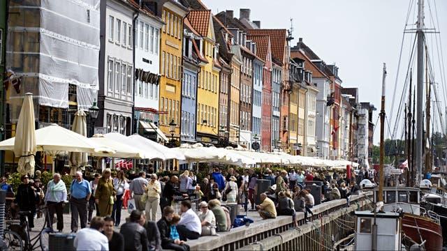 Dinamarca, un país igualitario