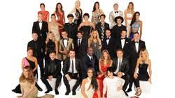 Estos son los famosos que inauguran la pista de Bailando por un sueño