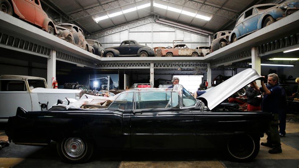 La inclusión del Cadillac en la película de Desanzo vino a alimentar varios equívocos