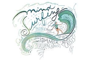 Mind Surfing: actividades para bajar un cambio