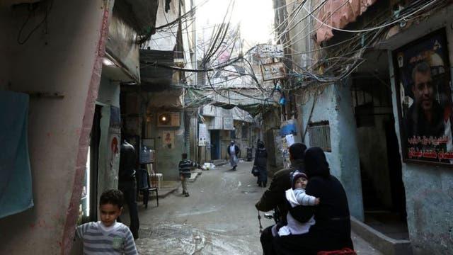 En los campamentos de refugiados en Beirut muchas personas ven la venta de un órgano como la única forma de sobrevivir