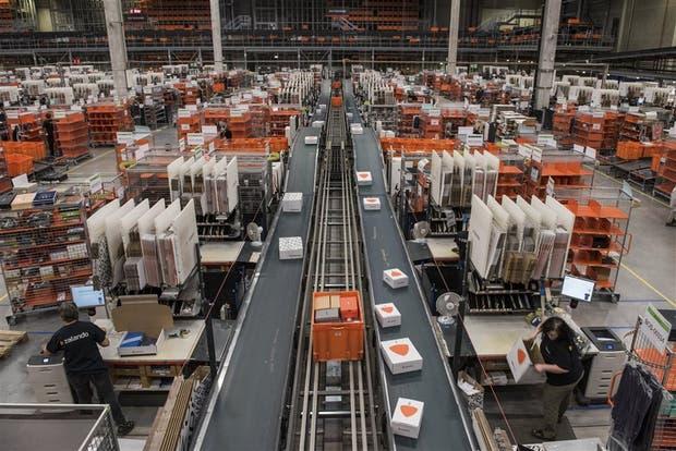 La automotización de procesos se expande en la economía