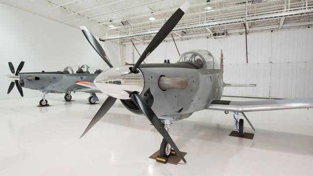 La Fuerza Aérea, con nuevos aviones comprados en EE UU