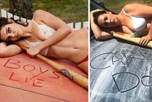 Quién es Celeste Barber, la comediante que parodia a las famosas en Instagram