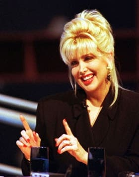 Gennifer Flowers, en 1998