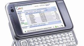 Procesador compacto y portátil N810, con teclado Qwerty y accesos predeterminados a las principales plataformas 2.0, Facebook, YouTube