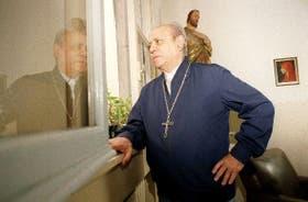 """""""Las parroquias que no se transformen en una red de comunidades eclesiales van a ir desapareciendo"""", dice monseñor Hesayne"""