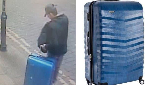 Atentado en Manchester: una valija azul, la nueva pista de la investigación