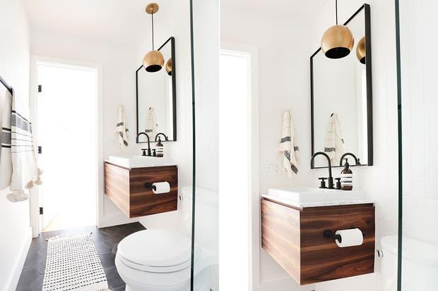 ideas para decorar un toilette