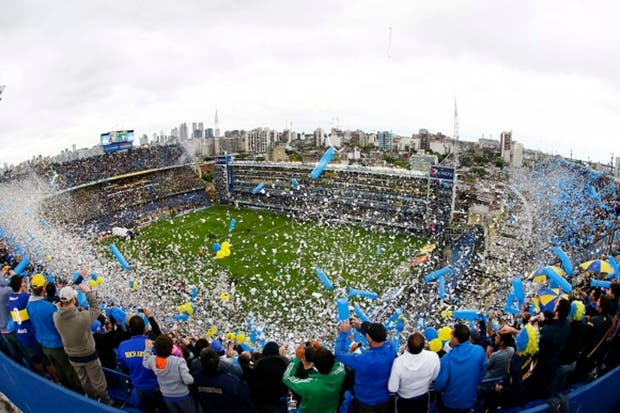Así fue la fiesta azul y oro — Boca campeón