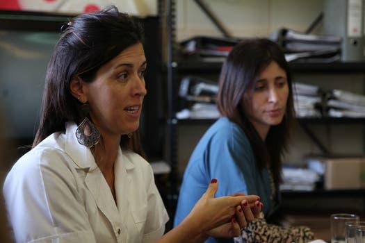 """""""Queremos erradicar el concepto punitivo que pretende enseñar mediante el castigo y el miedo"""", dice Jéssica Muniello. Foto: LA NACION / Guadalupe Aizaga"""