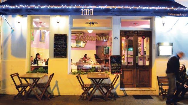 Un bistró de barrio con panadería híper fresca, un gran acierto de Mimí