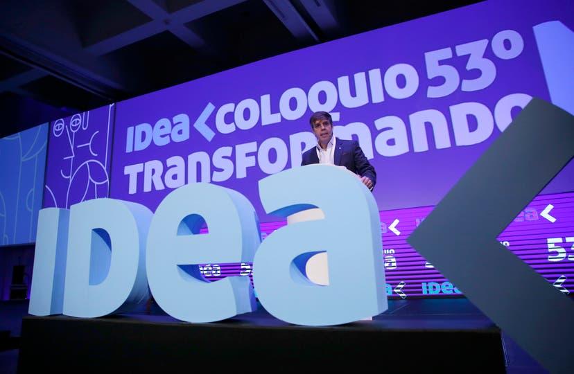 Javier Goñi, presidente de IDEA y gerente general de Ledesma. Foto: Mauro V. Rizzi