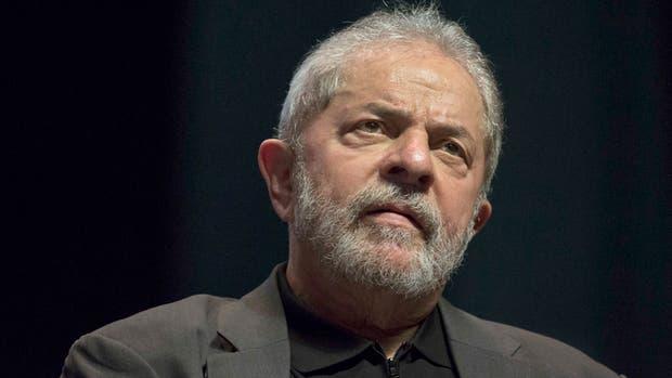 El ex presidente brasileño, Lula Da Silva