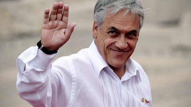 Sebastián Piñera, ex presidente y candidato
