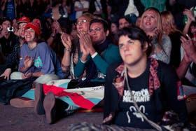 La noche de mayo de 2012 en que se aprobó la ley de identidad de género