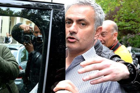 Mourinho no es dueño de su nombre
