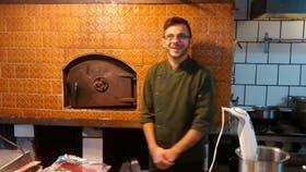 Romani muestra la cocina de Luce