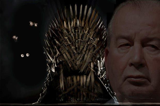 El juego del trono: varios quieren quedarse con el lugar que ocupó Grondona durante 35 años