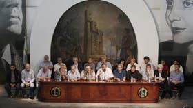 Jorge Mancini pide que haya autocrítica en el Gobierno ante el paro de la CGT