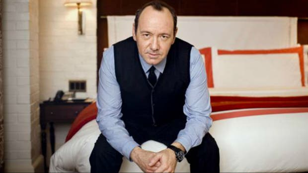 Kevin Spacey, acusado de acoso y abuso sexual