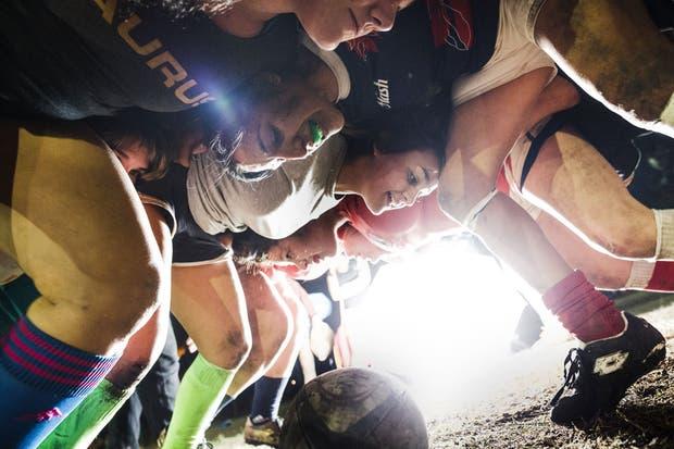 El rugby también es cosa de mujeres
