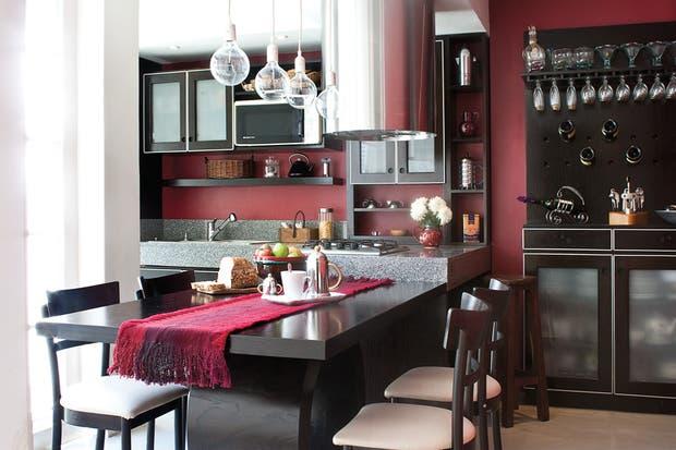 Revestimientos: ideas para decorar tu cocina - Living - ESPACIO LIVING