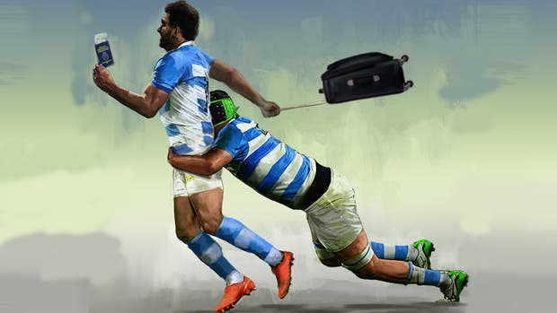 El rugby argentino recorrerá 117 mil kilómetros en viajes en su nuevo año de competencias