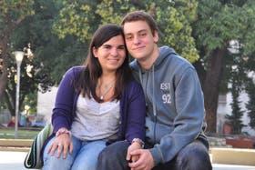 Rocío y Nicolás volvieron a ser novios después de ocho meses gracias al contacto que mantenían por Messenger