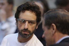 Sergey Brin, cofundador de Google, es uno de los usuarios más entusiastas de las gafas Glass