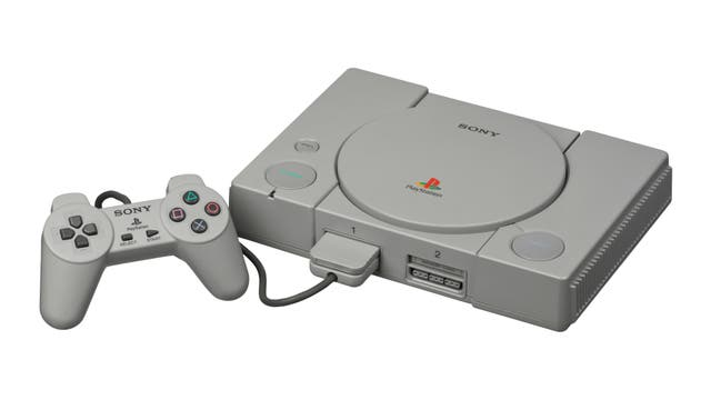 Una PlayStation One