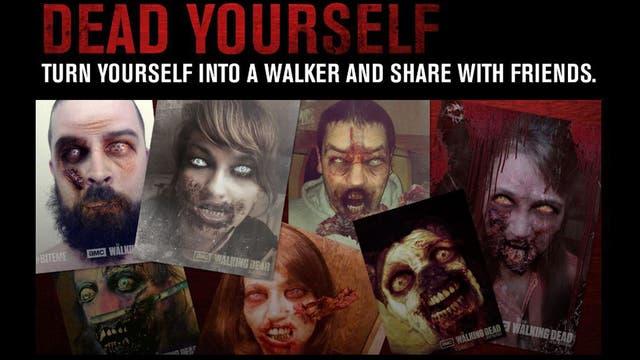 The Walking Dead Yourself