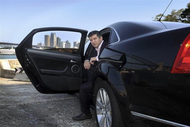 Travis Kalanick, fundador y CEO de Uber