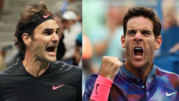 Del Potro -Federer