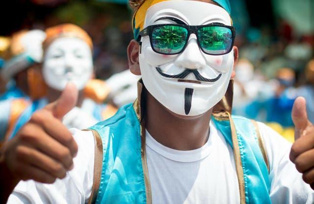 Carnaval de Oruro en Bolivia