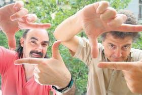 Schapces y Raspo piensan tener 450 largometrajes, entre argentinos y latinoamericanos, para el primer año