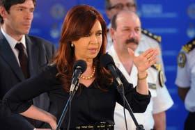 Cristina recibió a Correa en la Casa de Gobierno