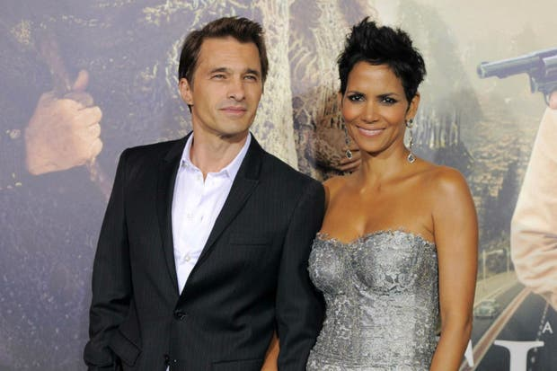 Hale Berry y su pareja, Olivier Martinez