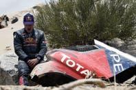 Las fotos de la etapa 10: el abandono de Sainz y el clima extremo en las dunas de Fiambalá