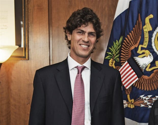 Lousteau, el nuevo representante ante Estados Unidos