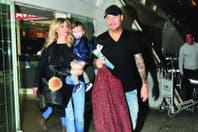 El fin de semana de Marcelo Tinelli en Punta del Este con Lolo como único hijo