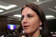 """Sol Muñoz, la embajadora de la Conmebol: """"Presidir la FIFA, ¿por qué no?"""""""