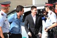 Arranca el juicio oral a Messi por fraude fiscal en España