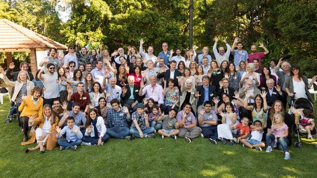 Íntimo pero multitudinario encuentro por el presidente del Congreso de Tucumán