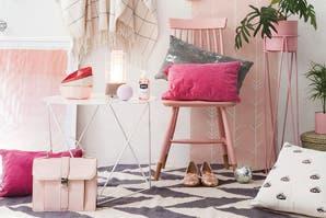 Elegidos muy en rosa